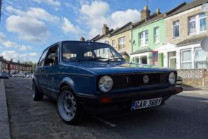 VW Golf Mk1 1.1 Photo