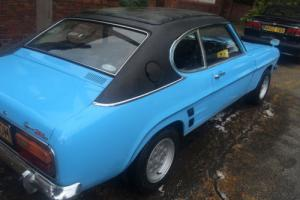 Ford Capri Mk1 XL Photo