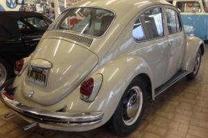 1969 VOLKSWAGEN BEETLE ONLY 3500 MILES FROM NEW TOTALLY ORIGINAL RUST FREE LHD