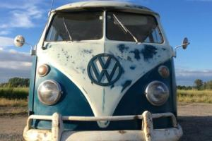 Original 1965 VW Split Screen MICROBUS  7 seater German built not Brazil