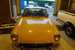 mgb gt  IN GOOD USABLE ORDER