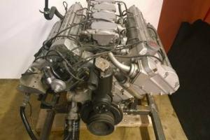 ASTON MARTIN AMV8 580 V8 COMPLETE ENGINE ONLY Photo