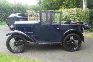 AUSTIN 7 CHUMMY TOURER Photo
