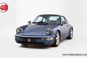 FOR SALE: Porsche 911 964 Carrera 2 Manual 1990