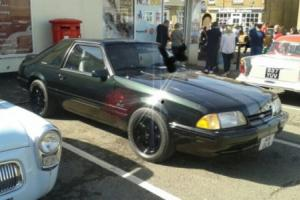FORD MUSTANG  RARE LX SPORT FOX BODY