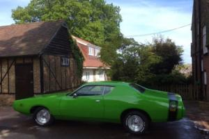 DODGE CHARGER 1972 AUTOMATIC 318cu
