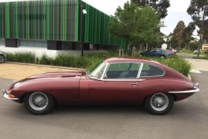 1967 Jaguar E Type Series 1.25 Photo