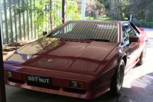 LOTUS ESPRIT TURBO 1982 COUPE FULL NSW REGO HEAPS OF MONEY SPENT !! Photo