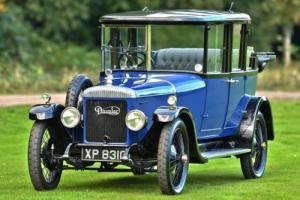 1923 Daimler D16 Landaulette. Photo