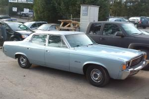 1973 AMC Ambassador Brougham Brougham | eBay Photo