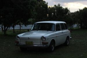 VW Type 3 Squareback 1972