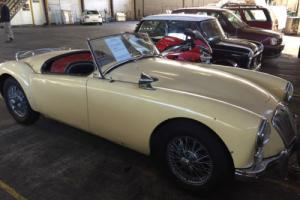 MGA ROADSTER 1500 FOR SALE - YEAR 1959 , MG A