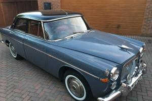 ROVER P5, 1966, AUTOMATIC , 3,LITRE, AMAZING CONDITION Photo