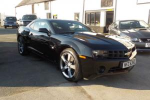 2010 CHEVROLET CAMARO 3.6 LITRE AUTO 23,000 MILES, CLEAR HPI & CAR FAX REPORTS