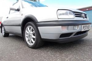 1996 VOLKSWAGEN GOLF GTI MK3 8V SILVER 3/DOOR 57000 MILES ORIGINAL CONDITION
