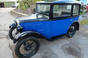 1931 austin 7 short chassis saloon had lots of money spent needs finishing