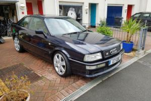AUDI S2 2.2 20V TURBO QUATTRO   ONLY 69K DOCUMENTED MILES