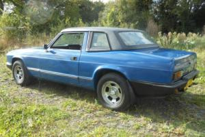 1980 Reliant Scimitar GTC.  5-Speed Manual, with Factory-Fit Leather Seats. for Sale