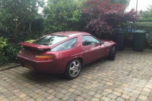 porsche 928s4auto 1991 mot march 17 just hasd belt/pump etc