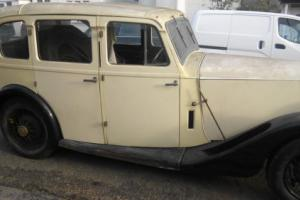 Daimler Light 15 4 Door Saloon 1935