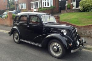 Ford 10 7w Ten 1937 /ford pop / Ford Prefect / sit up and beg