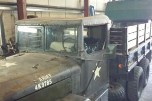 Reo M35A2 Whistler Multi fuel American Army/Military truck/Classic.