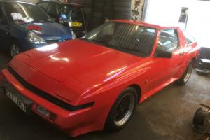 1988 MITSUBISHI STARION TURBO RED Photo