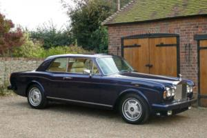 1979 Rolls Royce Corniche FHC Photo