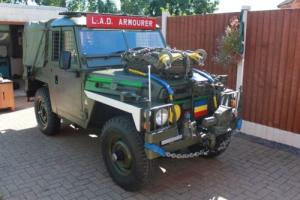 Land Rover Series 3 Lightweight 1983
