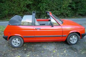 Talbot Samba 1360cc Cabriolet /Convertible - Rare in this condition - NO RESERVE Photo