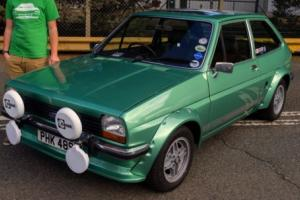 Ford Fiesta Mk1 1980 Ghia Immaculate Not XR2 Supersport Mk2 Escort RS Photo