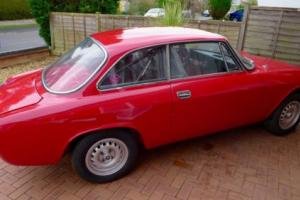 1964 Alfa Romeo Giulia Sprint GT (with FIA Papers) Photo