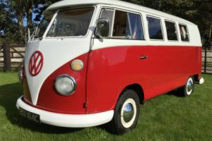 VW Volkswagen Split Screen Camper Van Splitscreen Campervan 1965
