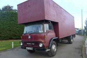 BEDFORD FURNITURE LUTON LORRY CLASSIC VERY RARE Photo