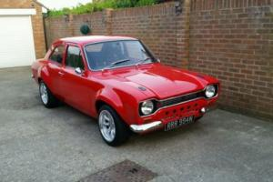 FORD ESCORT MK1 WITH COSWORTH ENGINE 300BHP