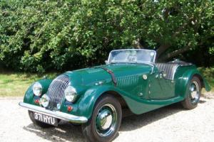 Morgan Plus 4 High Cowl 2 seater.  Goodwood race history. for Sale