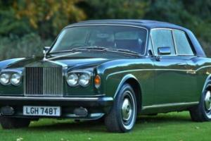 1978 ROLLS-ROYCE CORNICHE FHC Photo