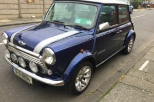 Classic Mini Cooper Sportspack 2001 with 67000 mileage