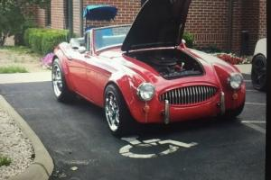 1960 Austin Healey 3000 Kit car