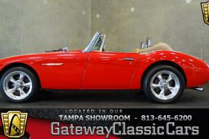 1962 Austin Healey 3000 Sebring Roadster Photo