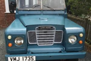 Land Rover Series 3 Photo