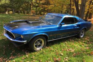 1969 Ford Mustang Photo