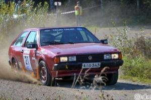 VW Scirocco 1.6 GTI historic race car, ready to race condition