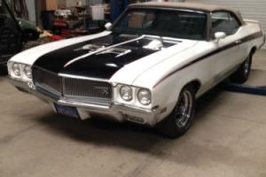 1970 Buick GS 455 Convertible