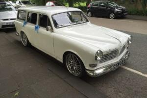 1968 VOLVO 220 120 AMAZON ESTATE CREAM  CLASSIC  with b20 2L engine