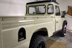 1980 Land Rover Defender 110 high capacity