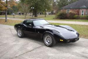 1979 Chevrolet Corvette t top coupe