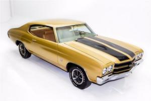 1970 Chevrolet Chevelle SS 396 AC Build Sheet