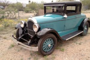 1928 Chrysler Other Model 62 coupe