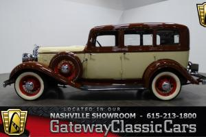 1933 Chrysler Other CO